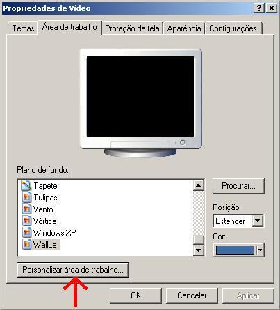 Como Adicionar o Ícone Meu Computador na Área de Trabalho 2