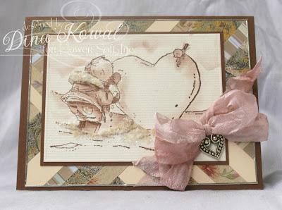 Dina Kowal Creative Flower Soft Sprinkle Challenge Think Snow