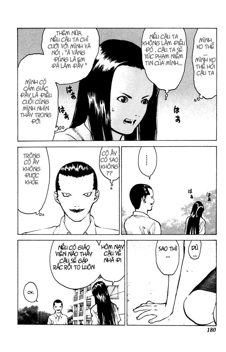 Angel Densetsu chap 47 - Trang 13