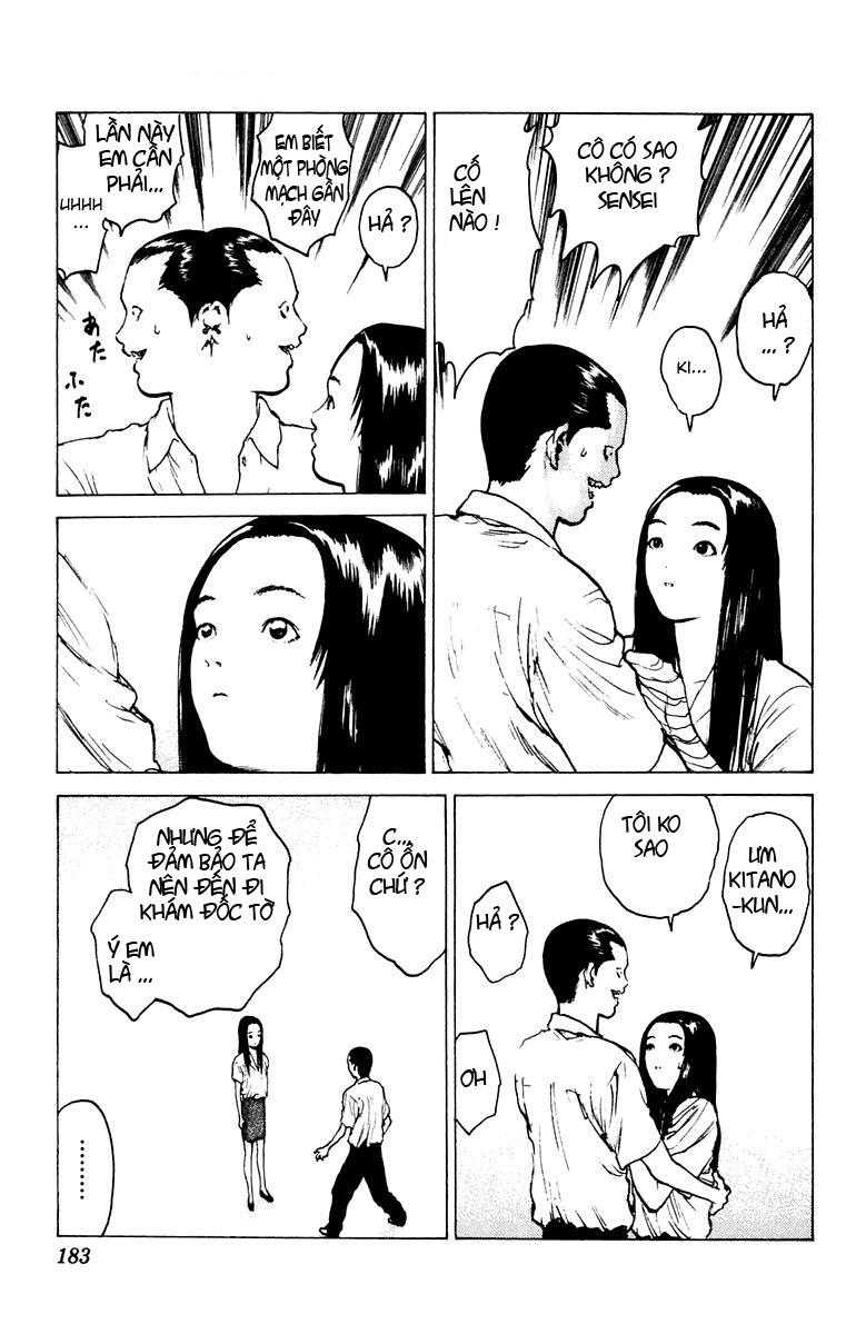 Angel Densetsu chap 47 - Trang 16