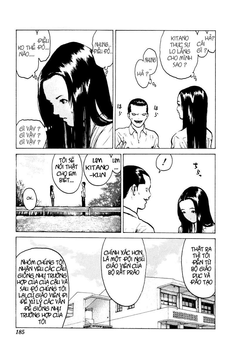 Angel Densetsu chap 47 - Trang 18