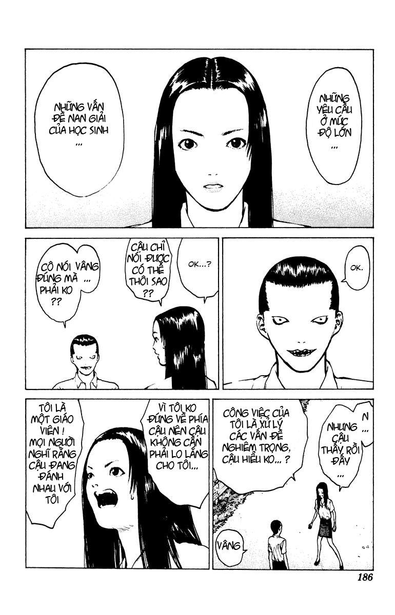 Angel Densetsu chap 47 - Trang 19