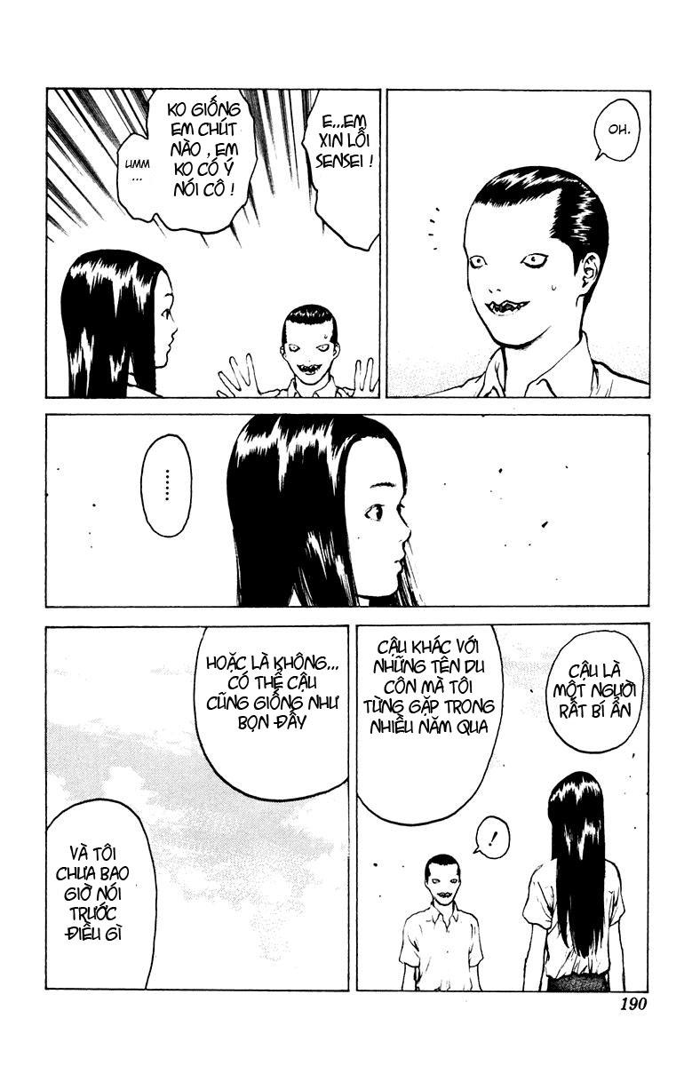 Angel Densetsu chap 47 - Trang 23