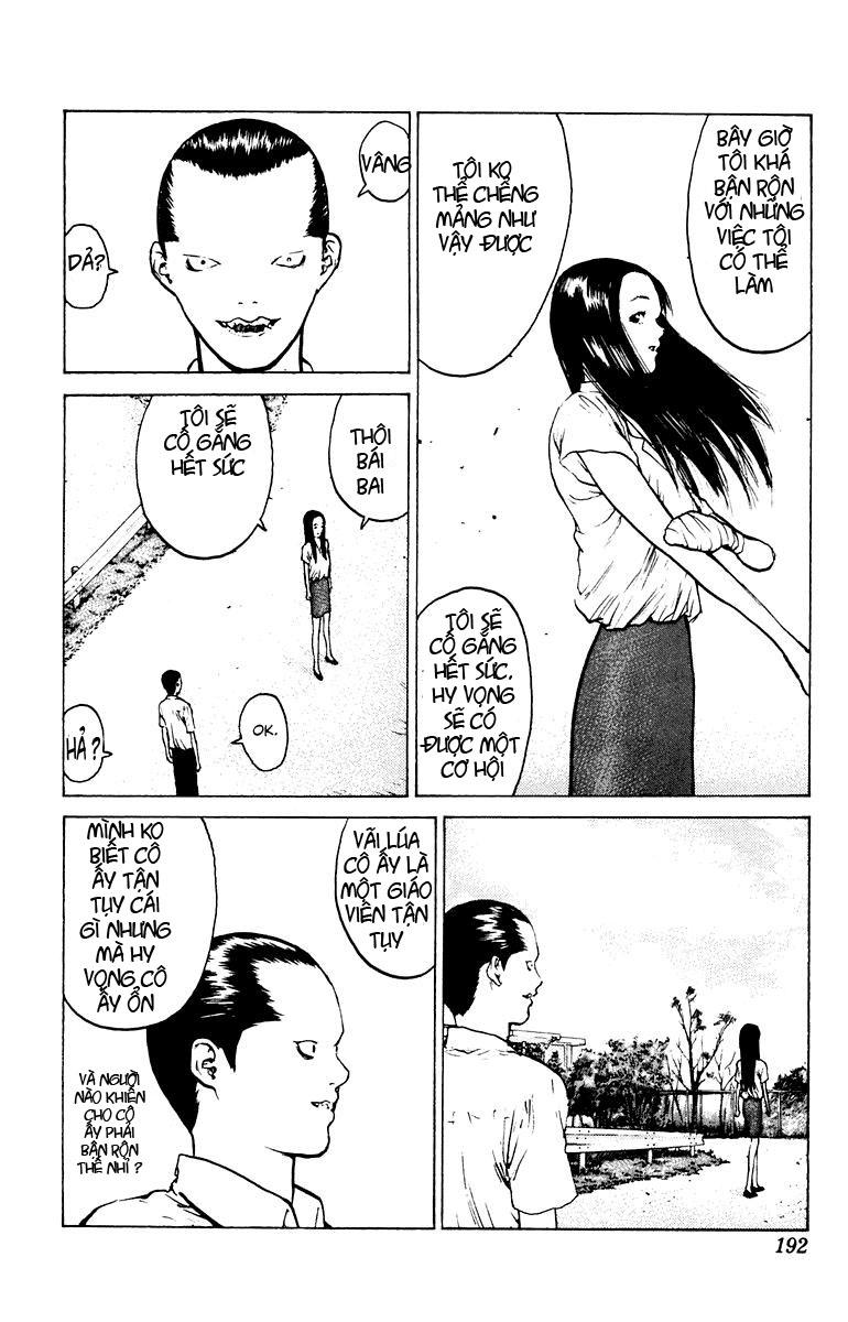 Angel Densetsu chap 47 - Trang 25