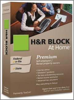 HR Block Premium Edition