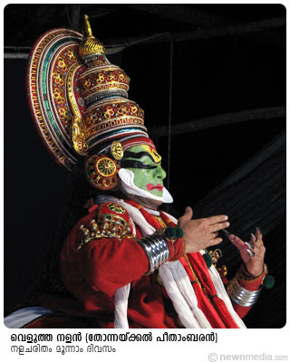 Nalan(Thonnackal Peethambaran) in Nalacharitham Moonnam Divasam