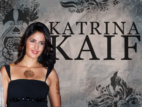 Katrina Kaif Tattoo
