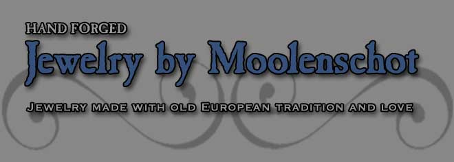 Hand Forged Jewelry by Moolenschot