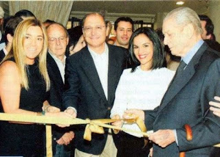 geraldo alckmin,lu alckmin e a elite paulistana