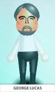 George Lucas Mii