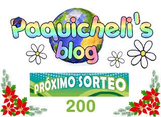 El Blog de Paquicheli supera los 200 seguidores