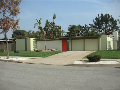 eichler home design plans