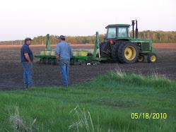 Farming in Minnesota