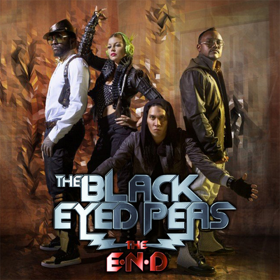 Black Eyed Peas - The End Nuevo Disco Competo 2009