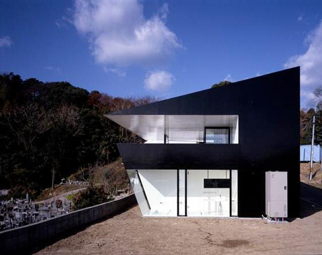 House in Hiroshima, Japan
