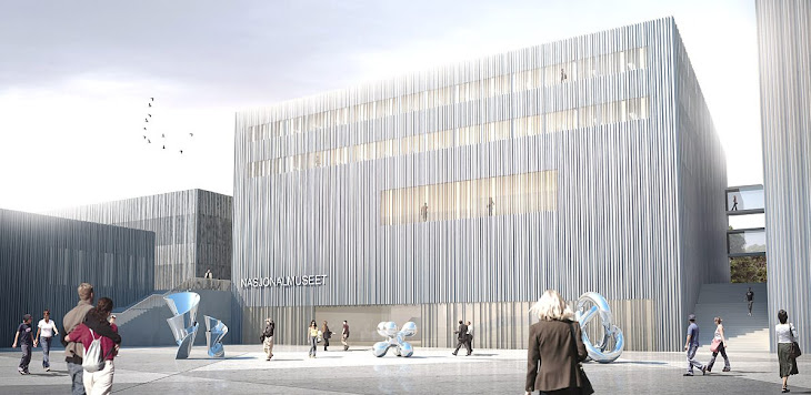 Architecture Overview: New National Museum in Oslo