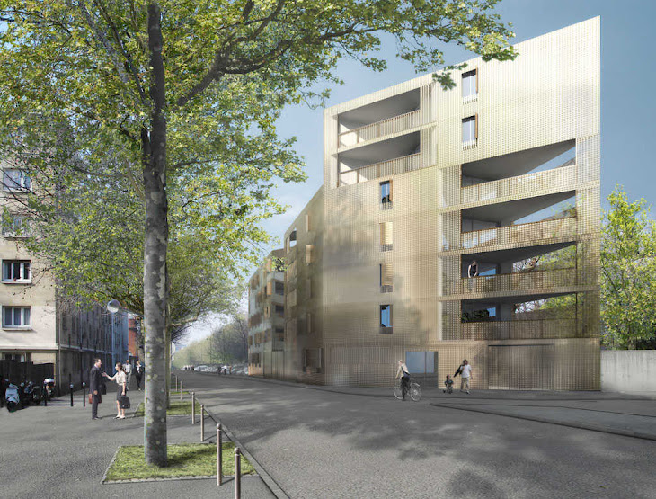 Architecture Overview: Rue Rebière