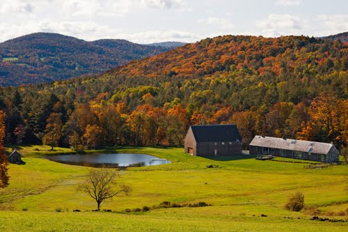 Woodstock Farm [architectural digest]
