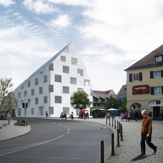 Rathaus Crailsheim, Germany