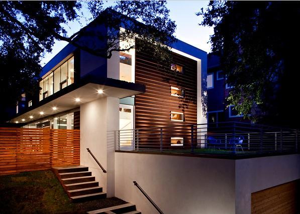 Deep Eddy Residence in Austin