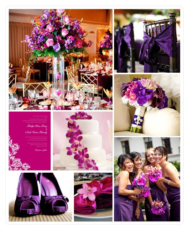 Wedding Tips Series Summer Wedding Color Scheme Ideas