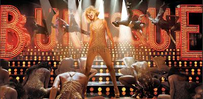 burlesque christina Aguilera review
