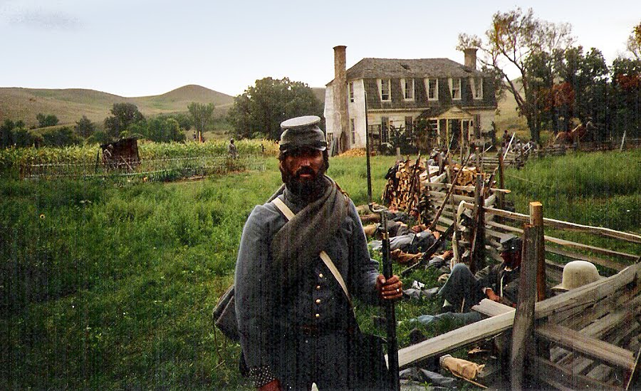 where is dances with wolves set