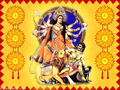 Rare Durga Maa Graphics Myspace Orkut Friendster Multiply Hi5 Websites Blogs