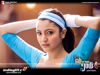 Download Free Anushka Sharma Rab ne bana di Jodi Desktop Wallpaper