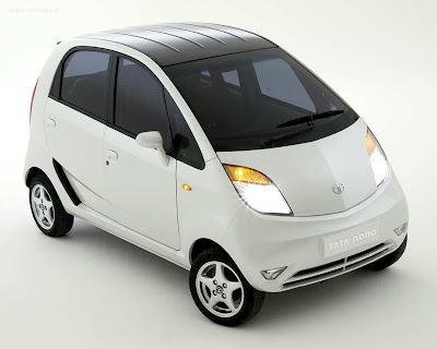Download Free Tata Nano Wallpapers For PC Desktop