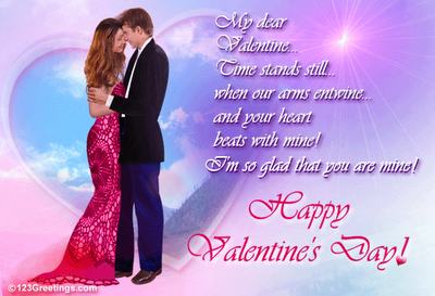 Happy valentines day cards – Lovely Valentine Cards