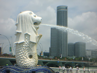 Merlion Park – Home to the Iconic Symbol of Singapore