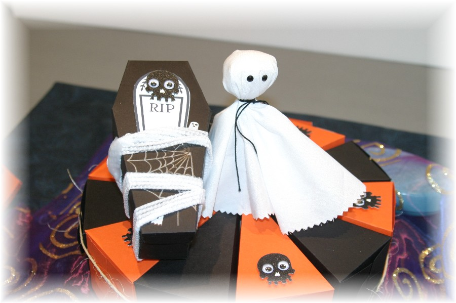 coffin cake template - unique holiday gift boxes spook tacular gallery jinkys