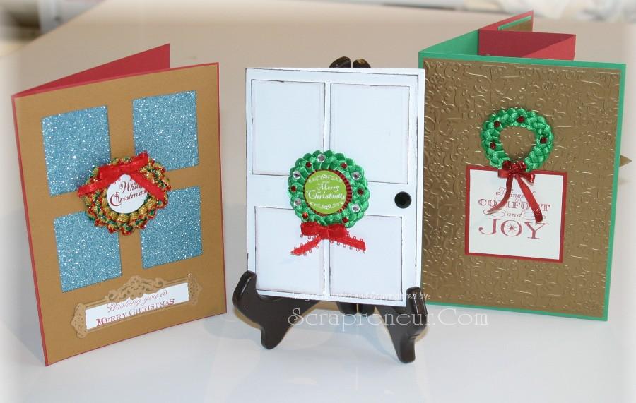 12 Days of Handmade Christmas Gifts - Day 11 (Christmas Ribbon ...