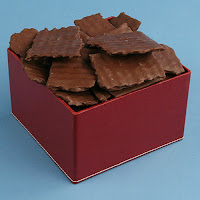 Charles Chocolates: Chocolate covered matzah