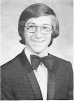 Ed's High School picture 1976