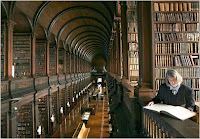 Old Library at Trinity College
