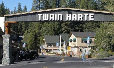 The Twain Harte landmark