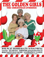 Golden Girls Christmas Shows