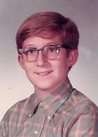 Me in grade school