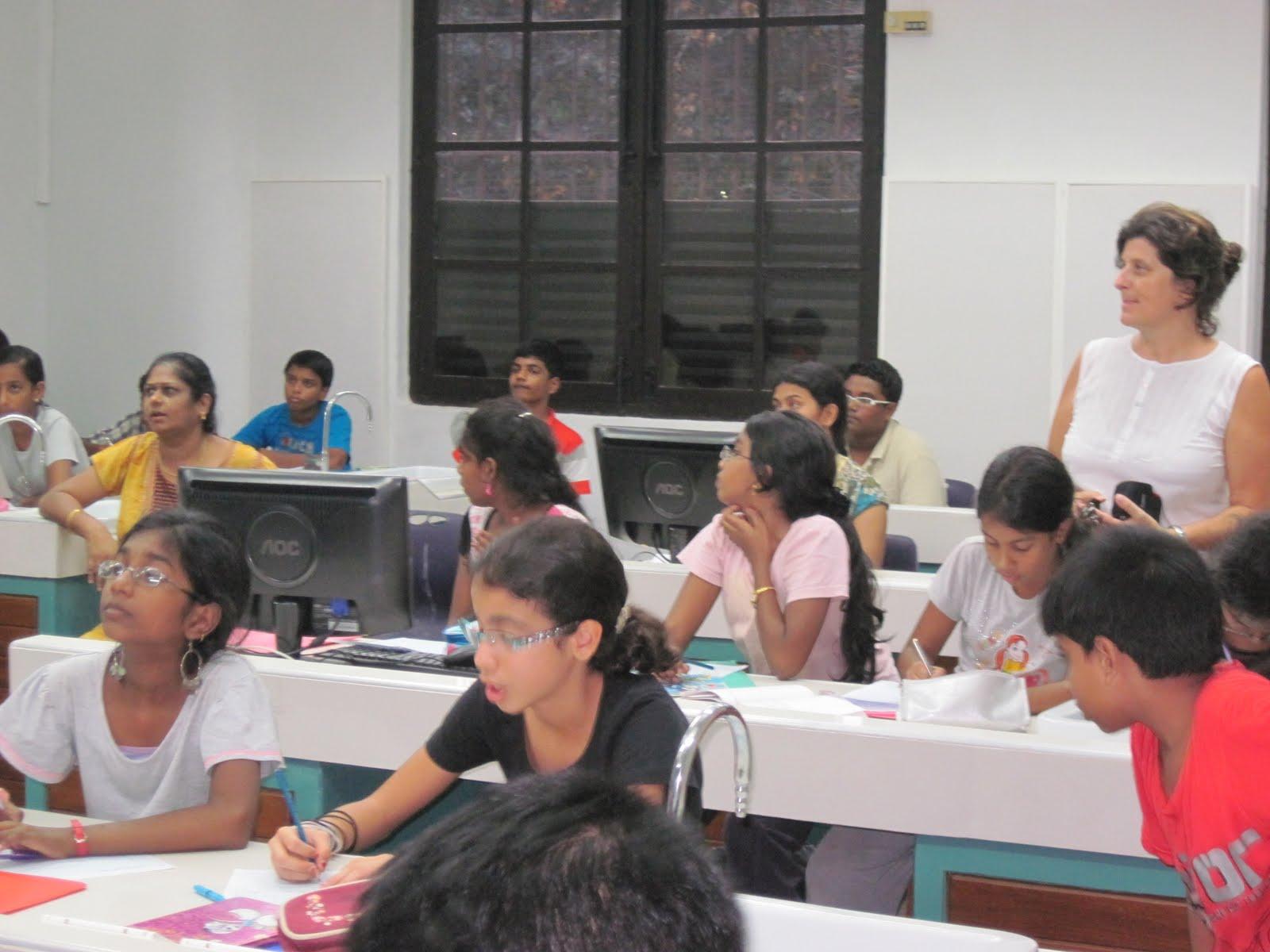 Nature Club Lyc 233 E Fran 231 Ais De Pondich 233 Ry October 2010