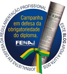 Campanha em defesa da obrigatoriedade do diploma de Jornalismo
