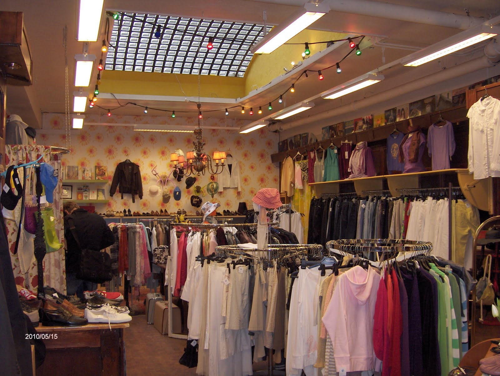 Second Hand Clothing Stores Near Me