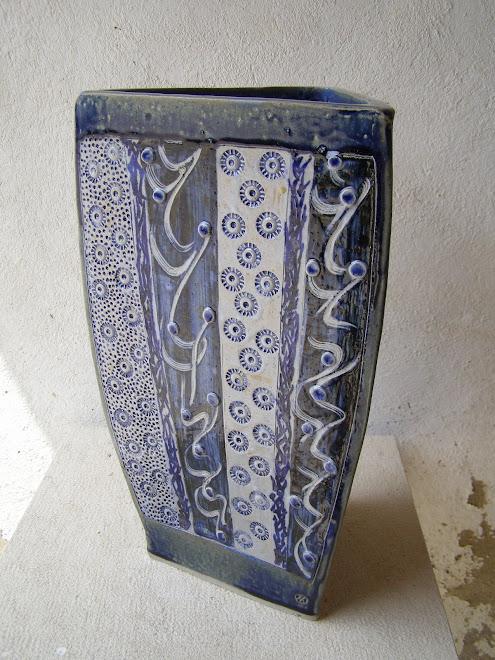 Jarra Azul/Blue Vase