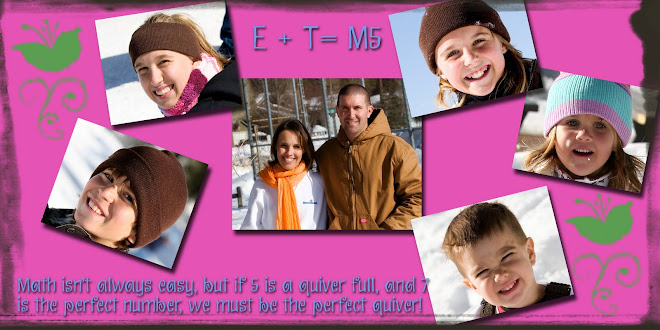 If 2+2=4 then E+T must=M5