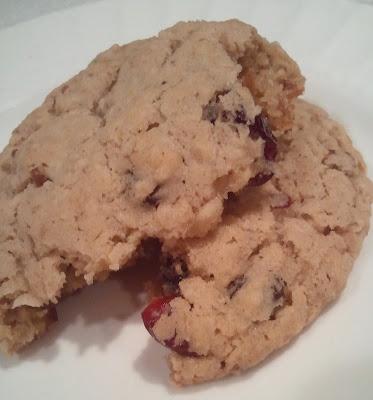 Very Berry Yulaf bisküviler
