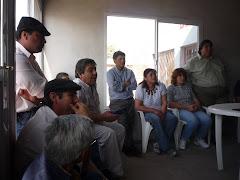 Asamblea en Santa Isabel