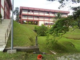 my asrama blok B