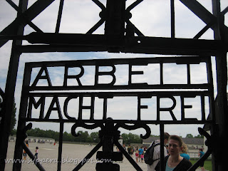 Arbeit Macht Frei (Freedom Through Work)