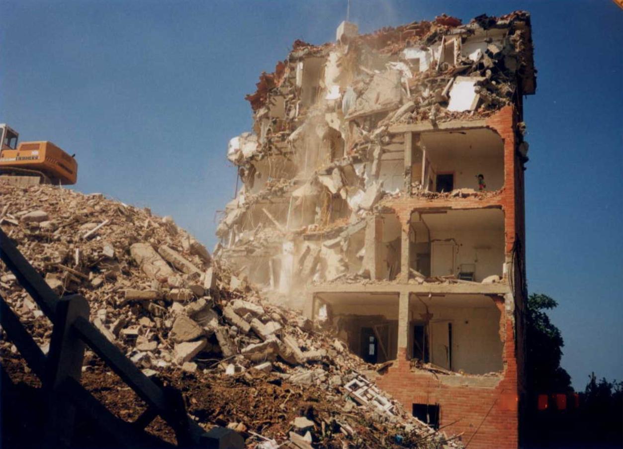 Acces demoliciones demoliciones for Fuera de serie bogota empleo